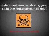 Remove Paladin Antivirus EASILY - A Quick Paladin Antivirus