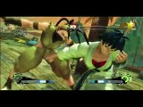 Super Street Fighter IV match Ibuki Makoto Dudley