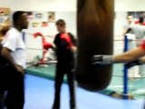 BOXE FRANCAISE/SAVATE FORME