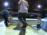 Adrien Coillard - Doble skateboards - Night session Gerland