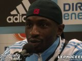 Om-Nancy (3-1) : Niang raconte ses trois buts