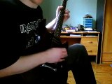 Deep Purple-Smoke On The Water solo cover