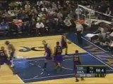 Michael Jordan Breaks Vince Carter's Ankle