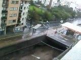 MADEIRA:  Flooding truns Madeira into sea of mud ...