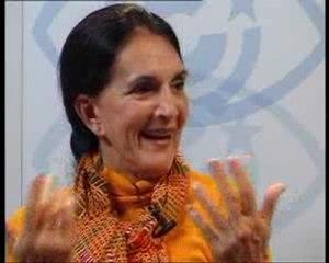 Eslinda Núñez,actriz cubana,opina sobre Cubainformación