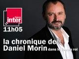 Souvenirs, souvenirs - La chronique de Daniel Morin