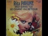 Rita Pavone Moi sans toi (1972)