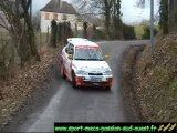 Rallye des Thermes 2010