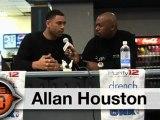 The :60 Allan Houston Interview