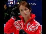 Anna Sidorova   /  アンナ シドロワ Russian Women's Curling Team
