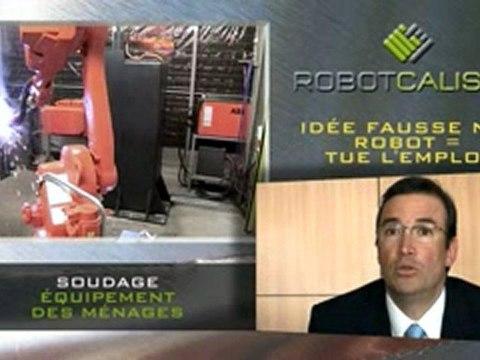 Robotcaliser – au service de la compétitivité et de l'emploi