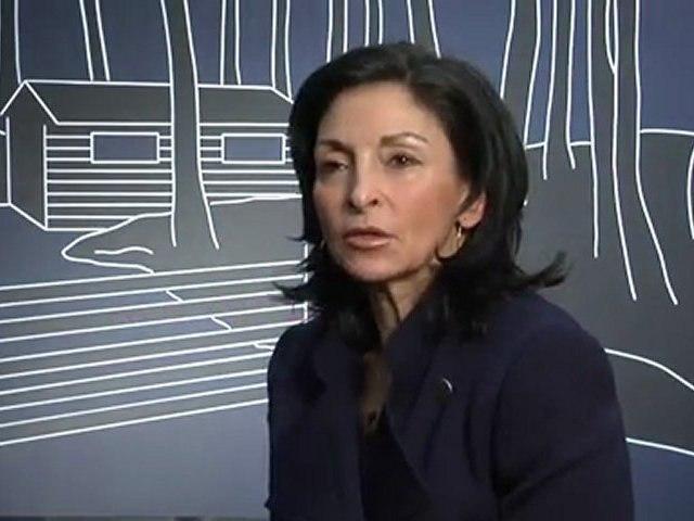 Nicole Guedj, Président de la Fondation Casques Rouges