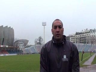 Rugby club de la Marine Nationale – Interview Toumate Alloua