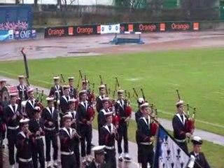 Rugby club de la Marine Nationale – Parade 1