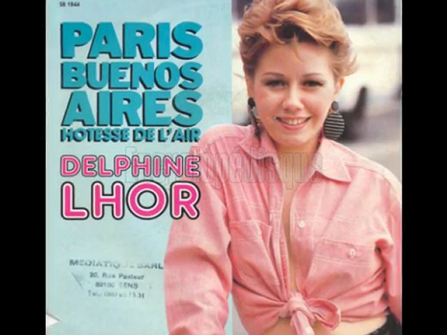 Hôtesse de l'air Paris Buenos Air – 1985