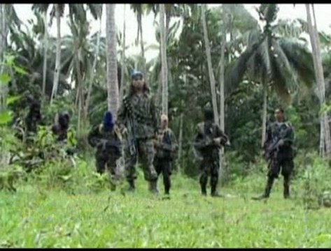Philippine Rebel Leader Killed