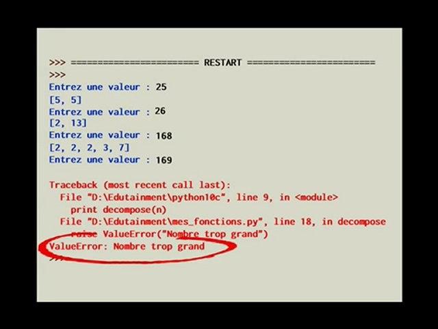 Pythonnerie n°12