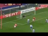 Benfica 4-0 Hertha Berlin (Liga Europa 2009-2010) Highlights