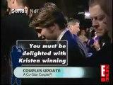 Robert Pattinson about Kristen Stewart Winning BAFTA