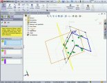 solidworks Tutorial 3D Sketch - video dailymotion