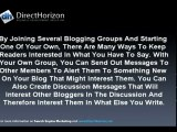 Search Engine Marketing | What is a Blog Directory? By Mike