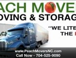 Charlotte Movers [Peach Movers in North Carolina] Moving