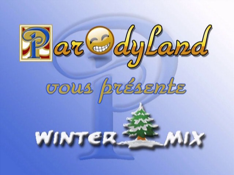 Winter Mix : medley de parodies by Parodyland