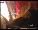 """MON CHAT et moi """"Chat qui chante"""""""