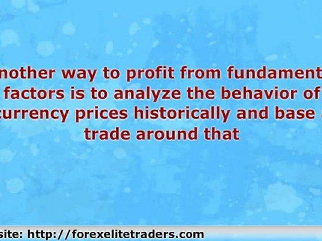 Currency Trading Education: Fundamental Indicators