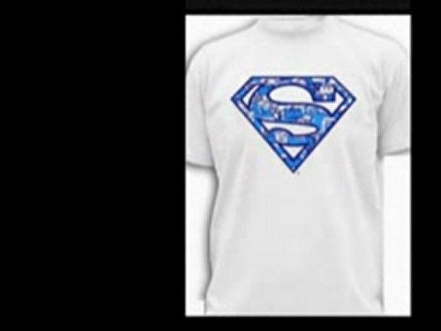 Superman T-shirts