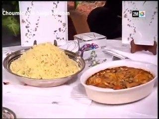 Poulet au chorizo et couscous