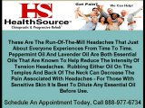 Chiropractor Rye Brook NY | Natural Options For Headache Ma