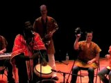 MYTHOMAN - concert DVD TERANGA (musiciens handicapés et pro)