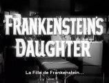 1958 - La Fille de Frankenstein - Richard E. Cunha