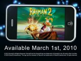 Rayman 2 The Great Escape (in game) - Jeu iPhone/iPod touch