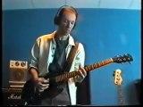 POKER sessions studios 2003 : guitare (Mathis)