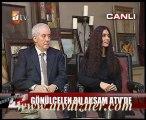 ATV Haber Gönülçelen Röportajı (Tuba Büyüküstün-İlhan Şeşen)