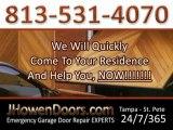 Garage Door Repair Tampa