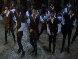 Extrait Sacré Robin des Bois (1993) La bande des mecs en collants