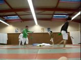 Numéro cirque BAC 2010 Lycée Louis Majorelle (Toul)