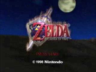 TAS : Zelda - Ocarina of Time Commenté