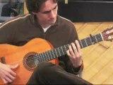 guitare flamenco tiento 2 falseta