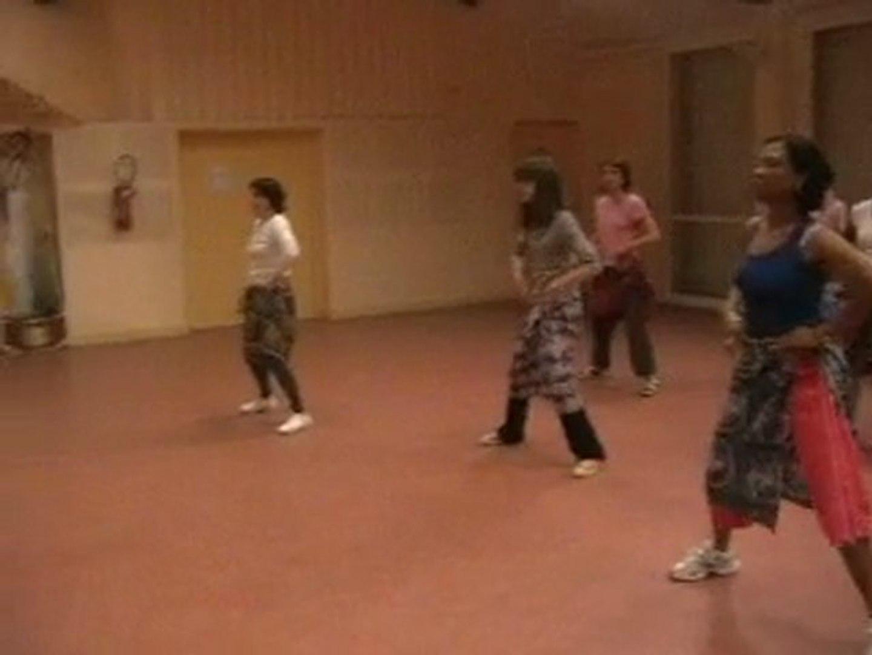 Elisabeth NGO MOUDAMAL Danse Africaine