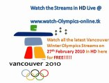 Watch online HD Olympics Figure Skating Exhibition Stream