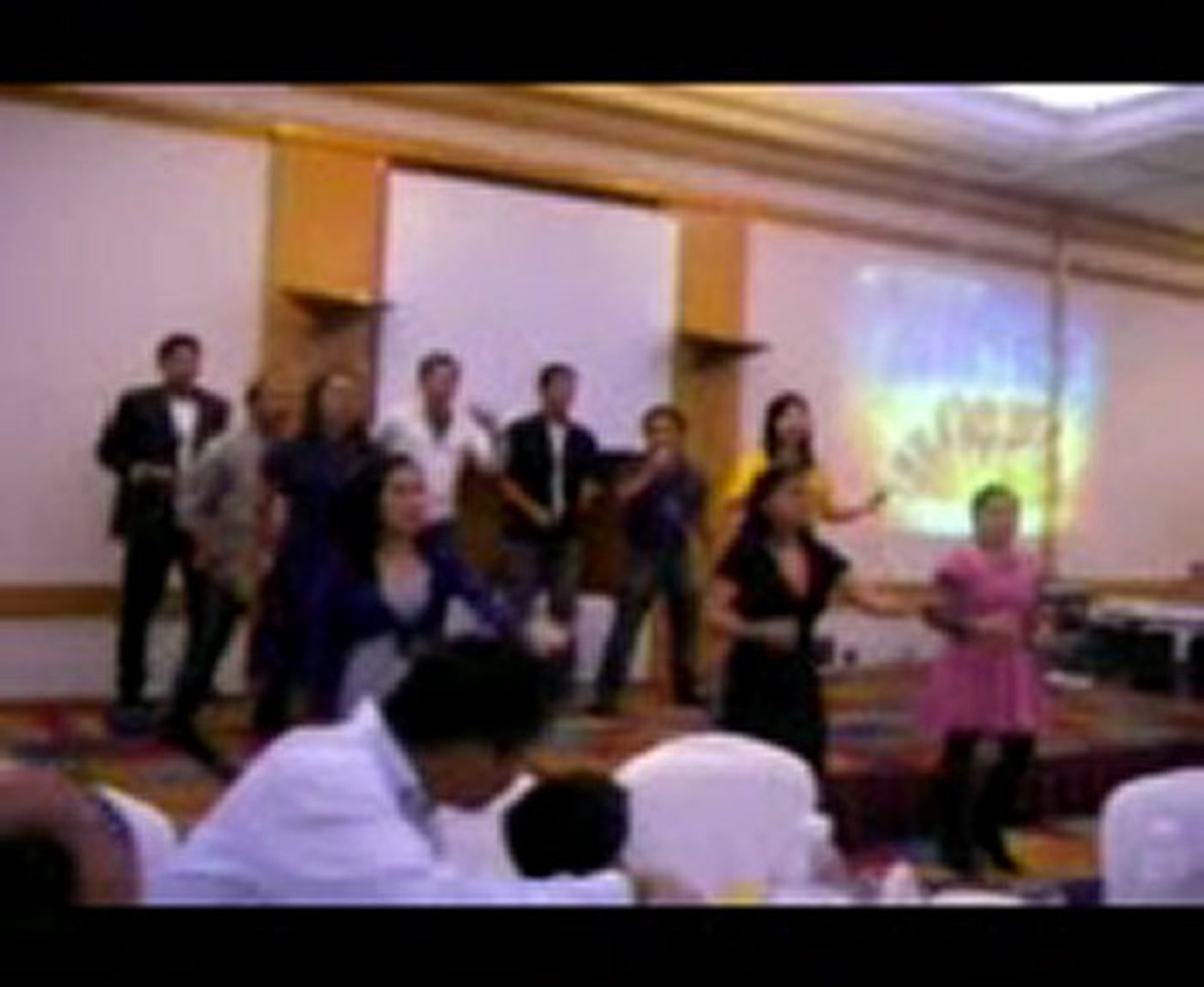 Give to the Lord. JIL Jebel Ali offers dance to the LORD