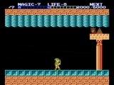 [Spoil] Zelda II - Partie 13 - Link VS Ganon (Dark Link)