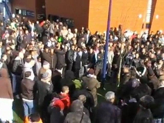 Mosquée de Drancy Le combat continue ! Joumou'a 26 février