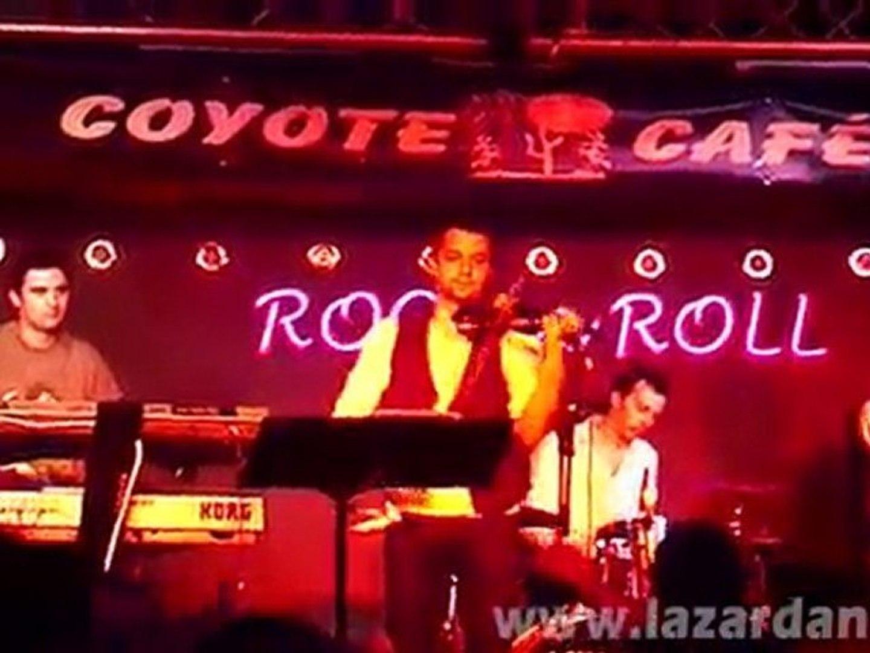 [Coyote Live Music Club Bucuresti] Balkan Violin @ Daniel La