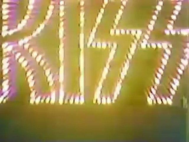 Kiss - Rock n roll all night 1978