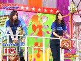 比嘉愛未 VS嵐クリフクライム 2010/01/21